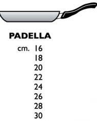 padella Argenta